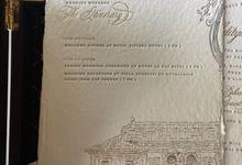 Aileen & Aditya French Riviera Wedding by Pemberley Paperie
