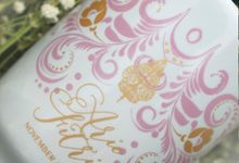 Mug Ocha New Wedding Ario dan Fitria by Mug-App Wedding Souvenir