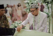 The Wedding Of Hanpi And Ajeng by W The Organizer