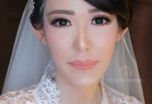 Wedding Makeup Of Ms. Sophia by StevOrlando.makeup