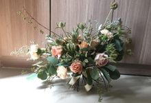 The Journey Of Flower by Yu Flower Design