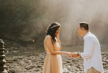 Neeta & Steven Engagement by MOZZO