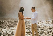 Neeta & Steven Engagement by MOZZO