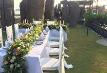 Cherrish & Cyril Wedding Dinner by Becik Florist