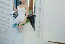 wedding of william & amanda by Vivi Valencia
