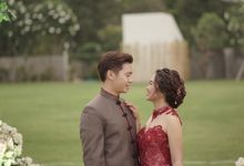 Engagement of Lady & Alvin by Golf Graha Famili