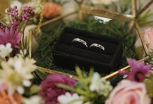 Engagement Carla & Clief by anisaseserahan