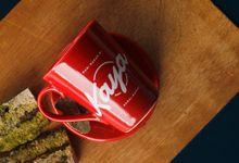 LATTTE CUP by Boger Keramik