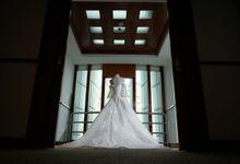 Alex And Hana by elvira brides