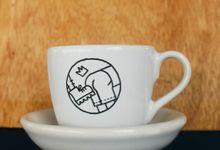 ESPRESSO CUP by Boger Keramik