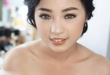 Bride Ms. Yayang by Chesara Makeup