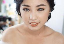 Bride Ms. Yayang by Chesara Makeup