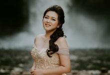Prewedding Ms Marlene by Yuka Makeup Artist