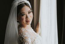 The Wedding Of Effendi and Jessica by evelingunawijaya