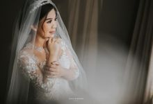 The Wedding Of Effendi and Jessica by evelingunawijaya