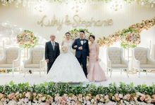 Wedding Of  Luky And Stephanie by Stephanie Amanda Couture