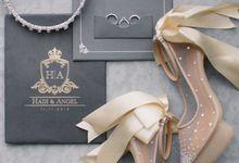 Hadi & Angel by Vinas Invitation