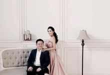 Prewedding Photo Studio Session by evelingunawijaya