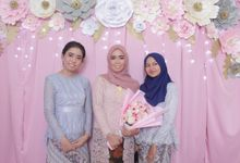 Engagement Yuni & Alfi by Glowy wedding organizer