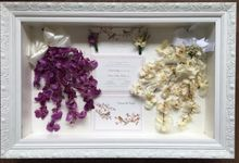 Super Complete Wedding Memoirs 55x90 by Magnolia Dried Flower