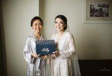 Eddy & Stephanie Wedding by Roopa