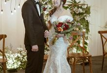 Chrisilya Wedding by Ivone sulistia
