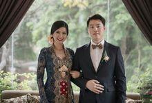 27 Oct 2018 Seo JJ ❤ Monica by Bridget Wedding Planner