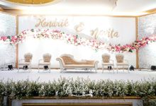 Hendrik & Novita, 16 September 2018 by Kirana Two Function Hall