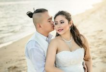 Prewed Of Sky And Defi by Miracle Wedding Bali