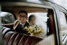 The Wedding of Junio & Priscillia by Laurent Agustine by LOTA