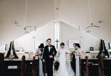 Reza & Alvina Wedding by DESPRO Organizer