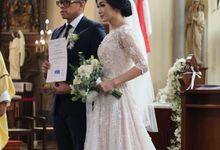 THE WEDDING OF MRS YUNITA by ODDY PRANATHA