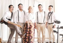 Cleo & Agi Wedding Ceremony by 1548 band