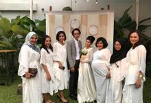 Gerhantari & Gilang Wedding by Bestival Wedding Planner & Organizer