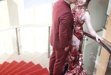Chandra & Mekar Engagement by Alethea Sposa