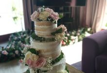 Elegance by Sugaria cake