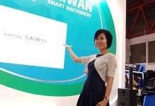 Taiwan Smart Machinery by MC Mandarin Linda Lin