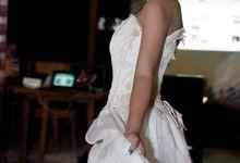 Ningsih's Wedding Hair by Stefanie Soe MUA & Hairstylist