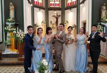 Mr. Marlen & Mrs. Elian Wedding by Ventlee Groom Centre