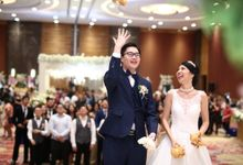 Wedding Day Alvin & Celine by SHINE PLANNER & ORGANIZER