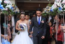 Mr. Yudi & Ms. Steffi by csmakeuparts