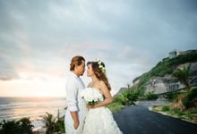 The Pre-Wedding of Sumi & Wid by Miracle Wedding Bali
