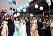The Wedding Of Richard And Thea by W The Organizer