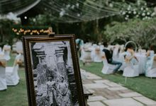 The Wedding of Derri & Devon by Miracle Wedding Bali