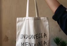 Totebag BABY Canvas Untuk BIPA UNIVERSITAS INDONES by Lucklig