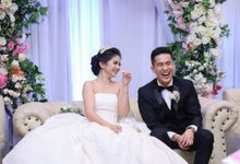 The Wedding Of Mr. Christiato & Ms. Charisa by BEST WESTERN Mangga Dua Jakarta