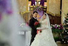 The Wedding Of Septi & Angga by Dini Bridal, Salon & Beauty Course