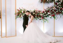 The Wedding Of Hansen & Linda by Yumi Katsura Signature