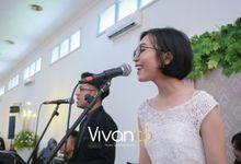 The Wedding of Dilla and Kiki 2 Desember 2018 by Vivando Music Entertainment