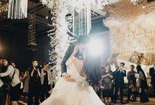 Sugi & Maritzka by Orange Wedding Planner